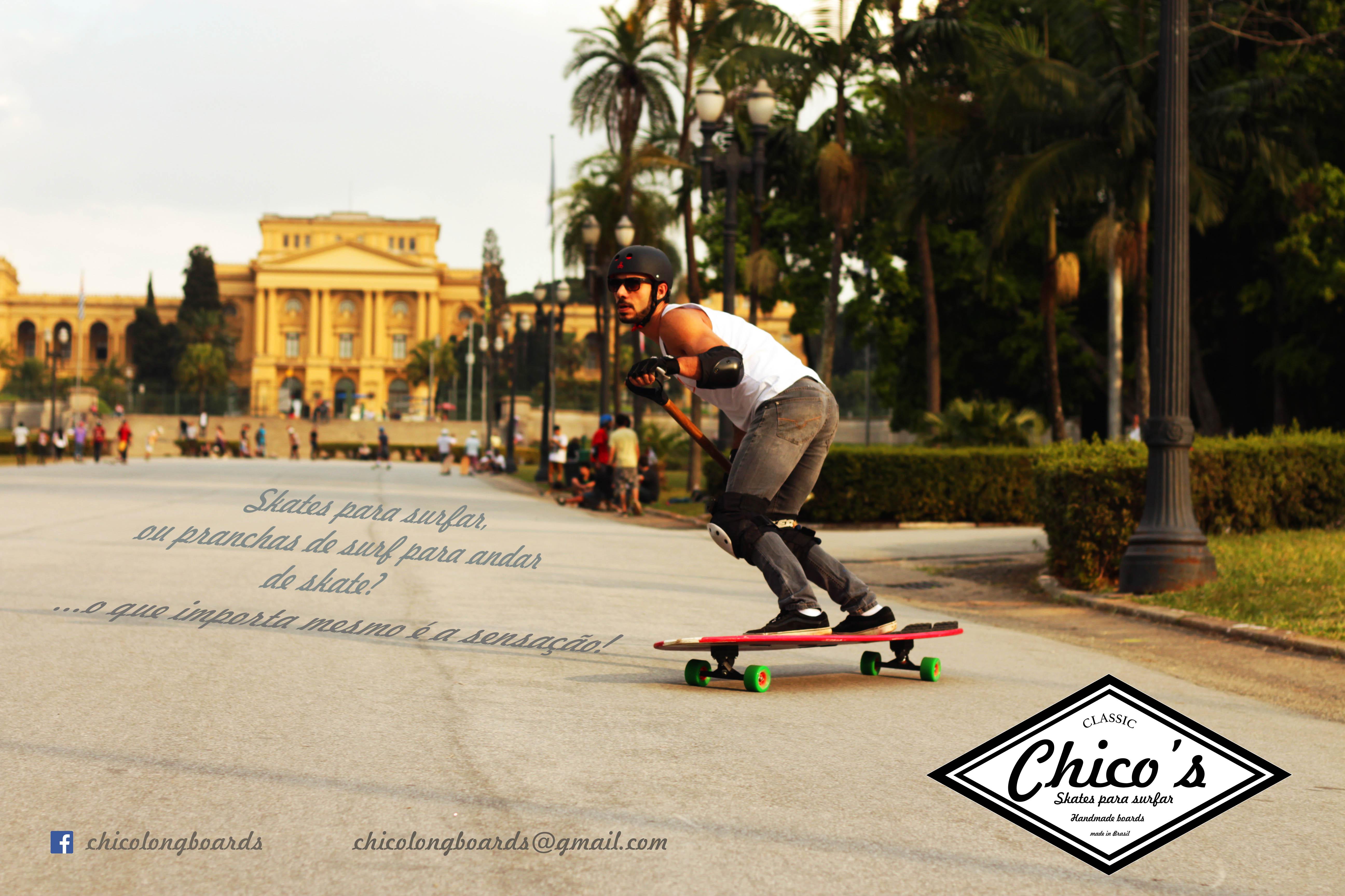 skates para surfar ou pranchas para ndar de skate