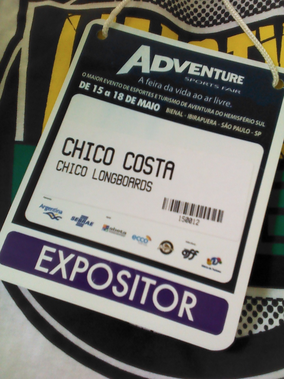 Chico´s  participa da Adventure Sports Fair 2014